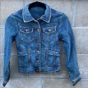 $$-Yes jean jacket
